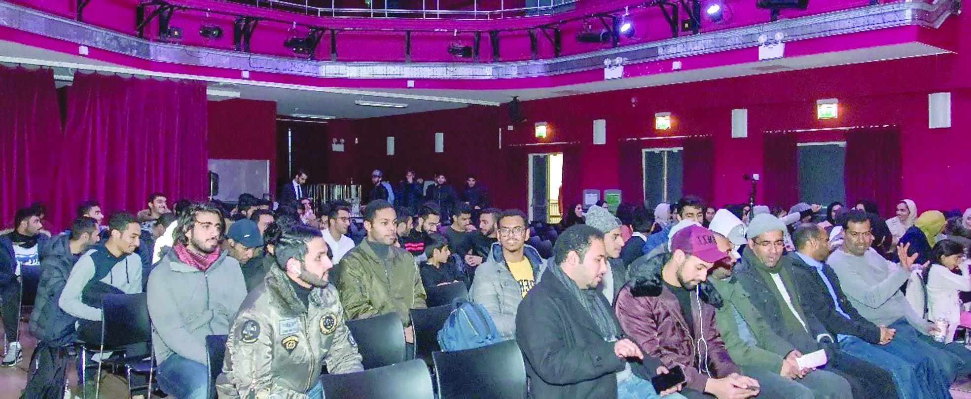 أمسية ثقافية عمانية بمدينة ليفربول البريطانية