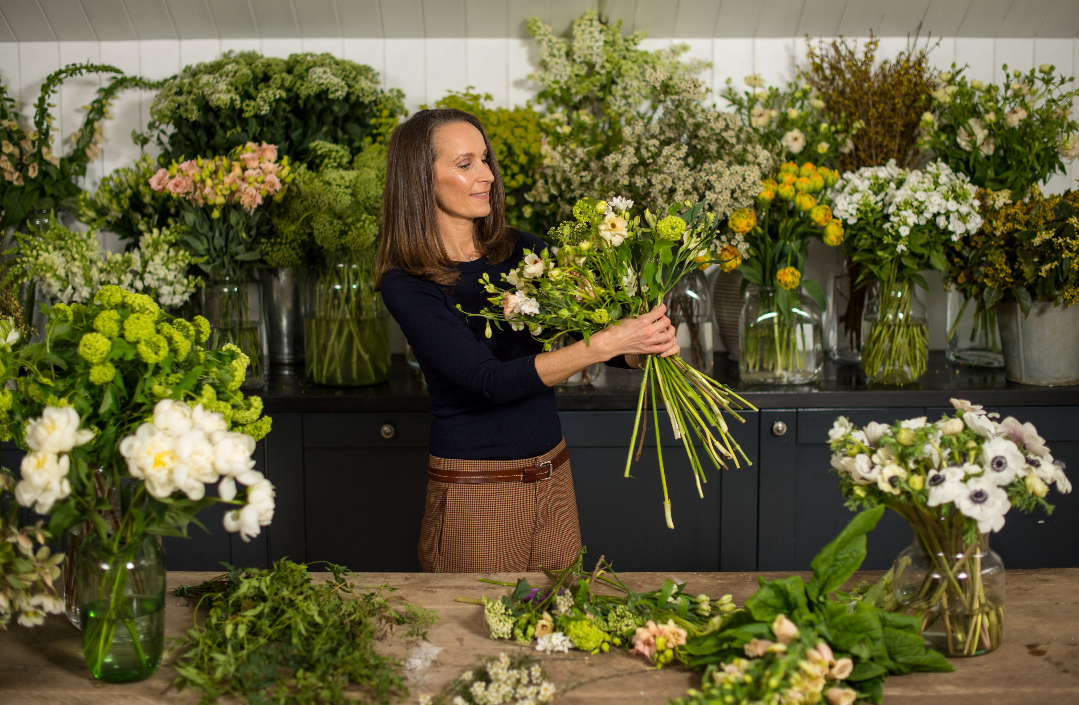 Harry and Meghan pick London florist for wedding flowers