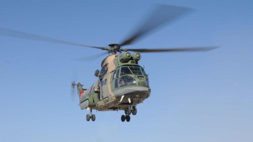 Oman air force pilot dies in crash
