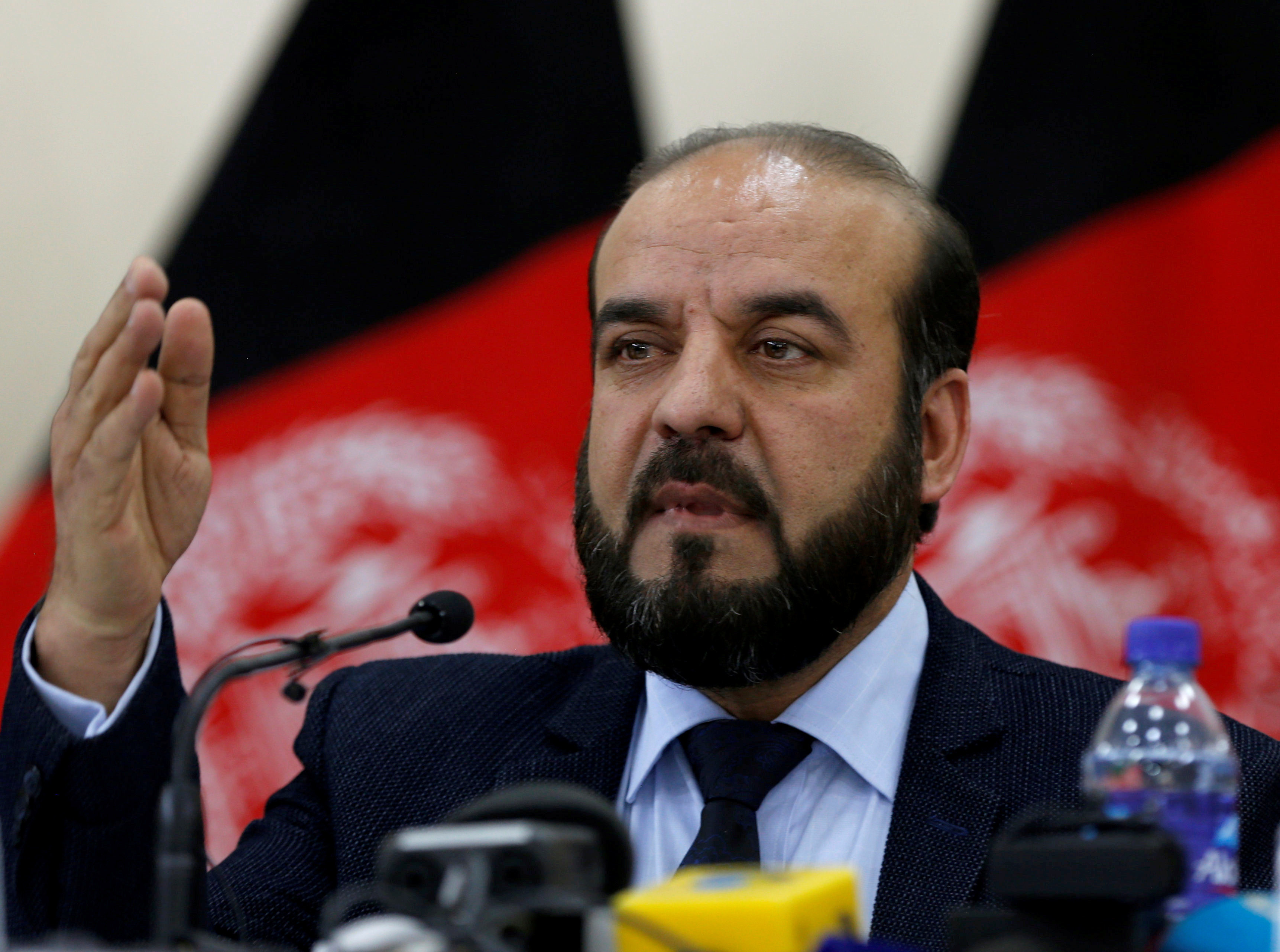 Afghanistan parliamentary election to be held on October 20