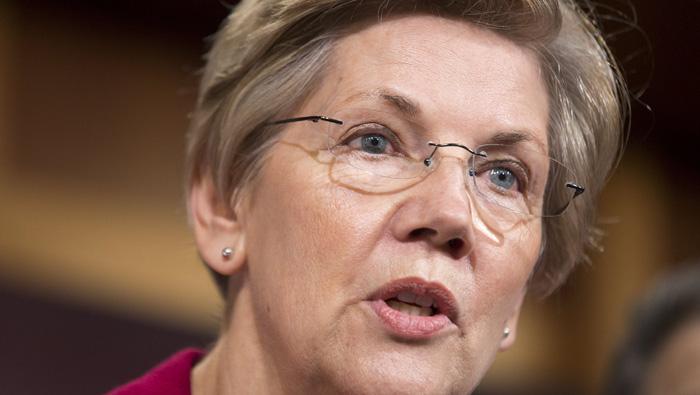 US is waking up to Chinese abuses: Senator Warren