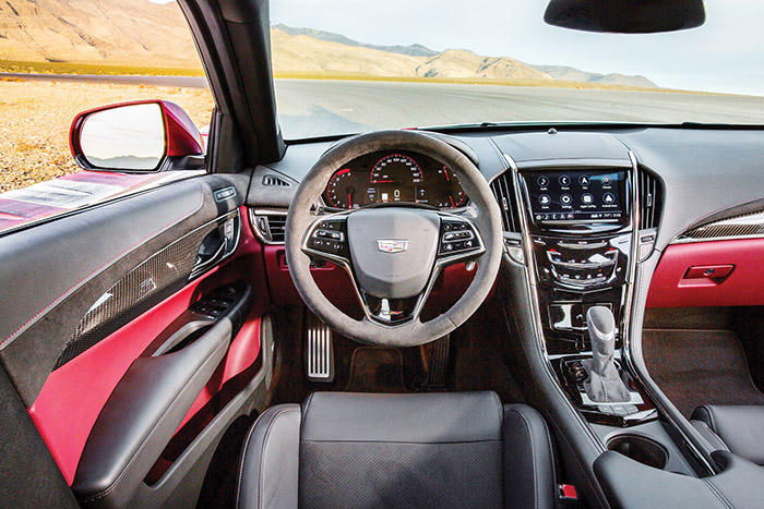 Cadillac introduces V-series Championship Edition to Middle East