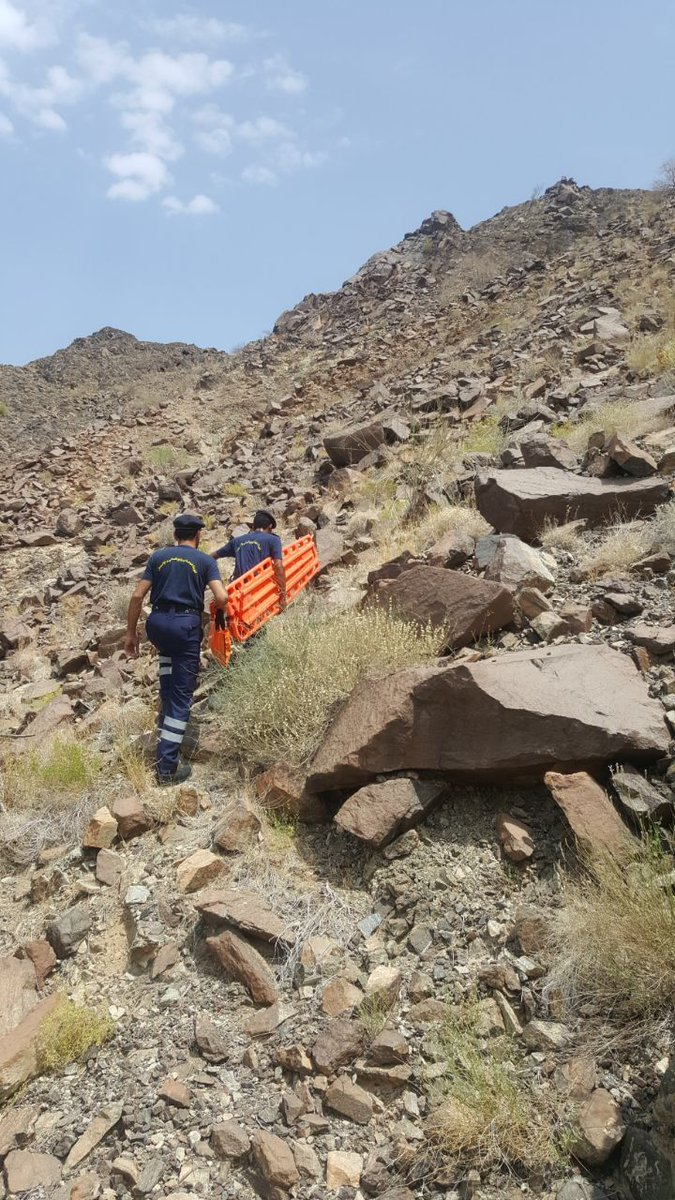 One injured on mountain in Oman