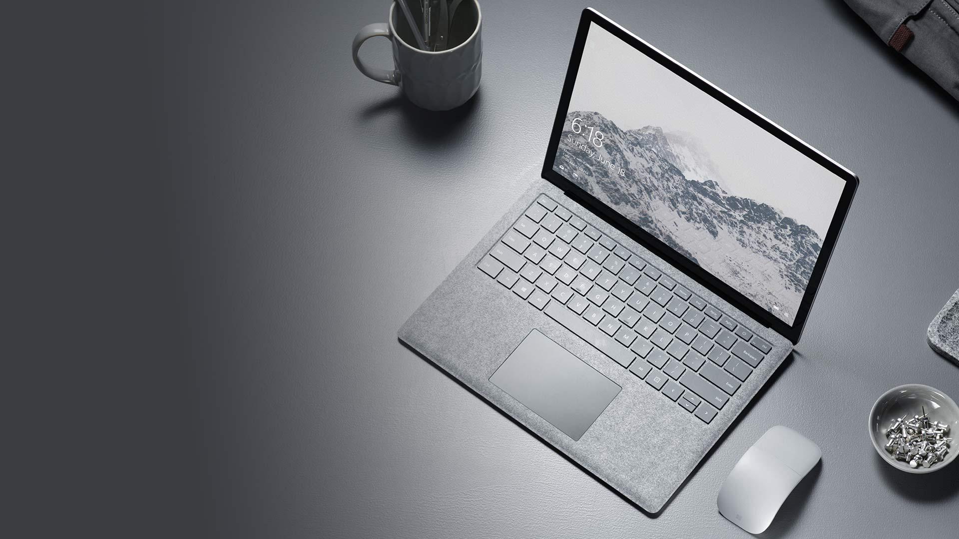 Times tech review: Microsoft Surface Laptop