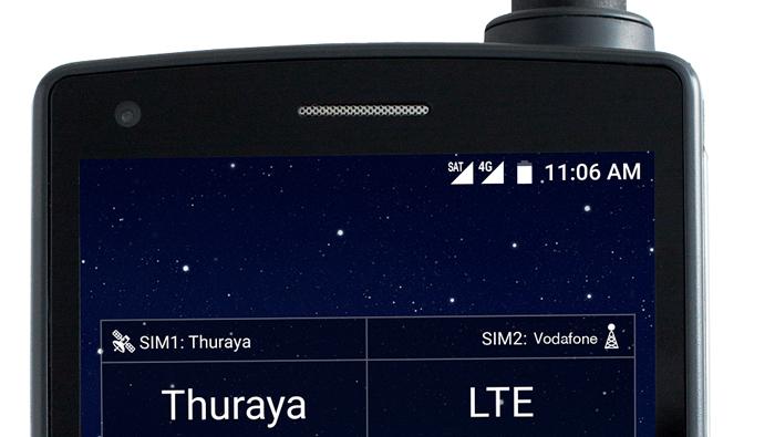 World's smartest satellite phone unveiled
