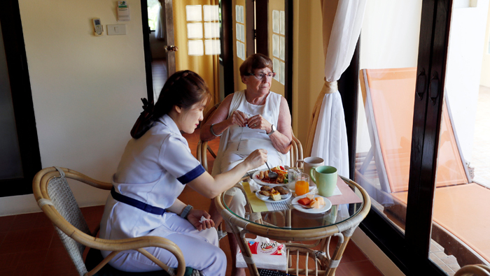 Thailand increasingly popular retirement option for foreigners