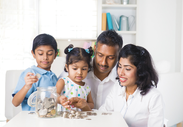 How parents can help boost their children's financial literacy