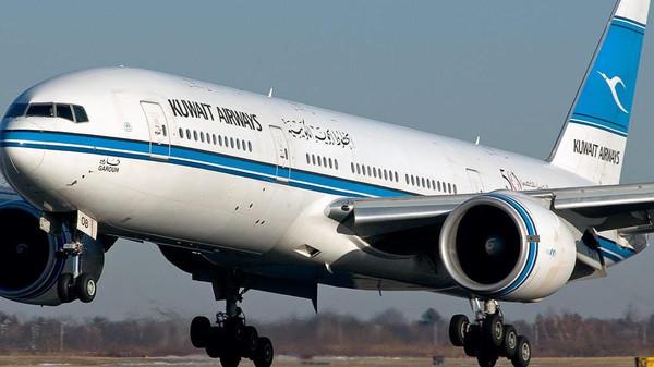 """"""" الكويتية """" توقف رحلاتها المتجهة إلى بيروت"""