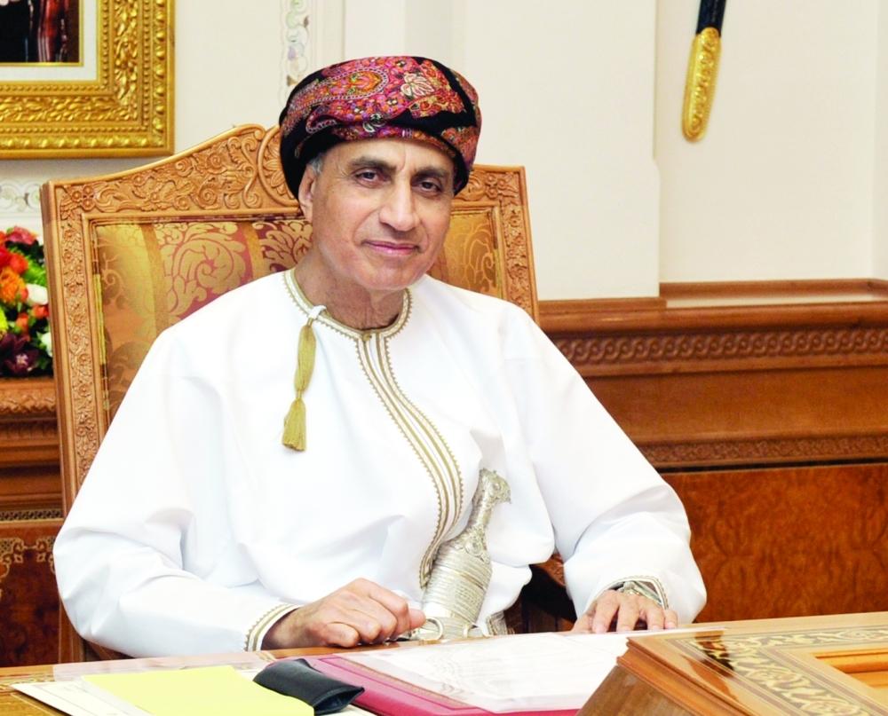 فهد بن محمود يستقبل رئيس مجلس النواب البحريني