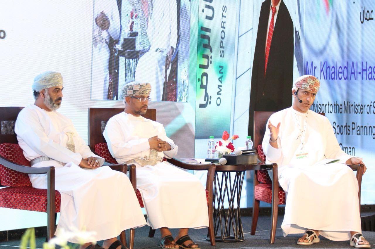 توصيات مهمة خرج بها مؤتمر عمان الرياضي 2018