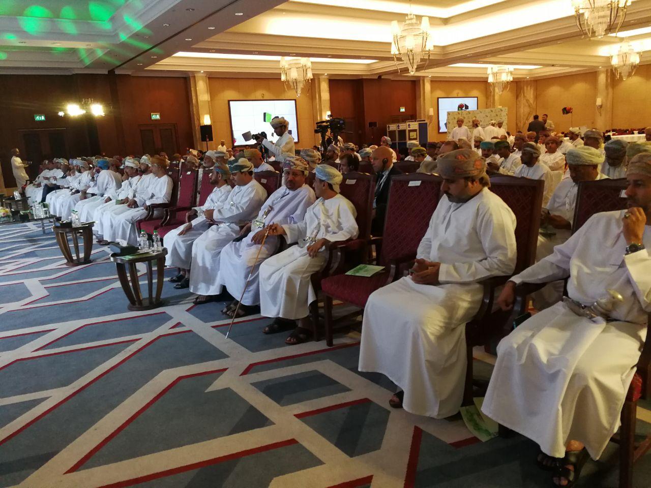 انطلاق مؤتمر عمان الرياضي 2018 بمسقط
