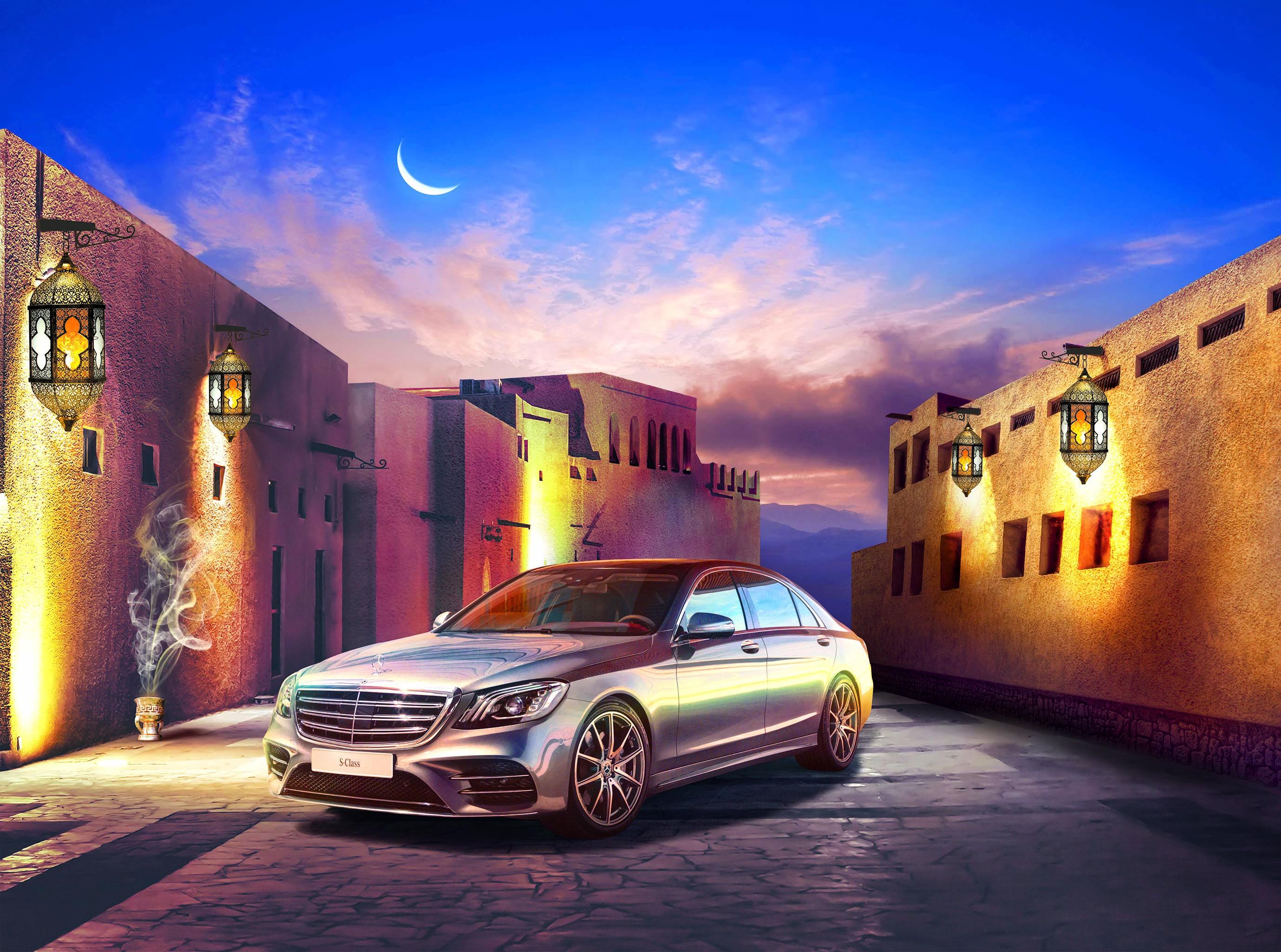 مرسيدس ـ بنز عُمان تطلق عرض رمضان الحصري