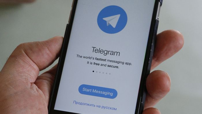 Russia starts blocking Telegram messenger