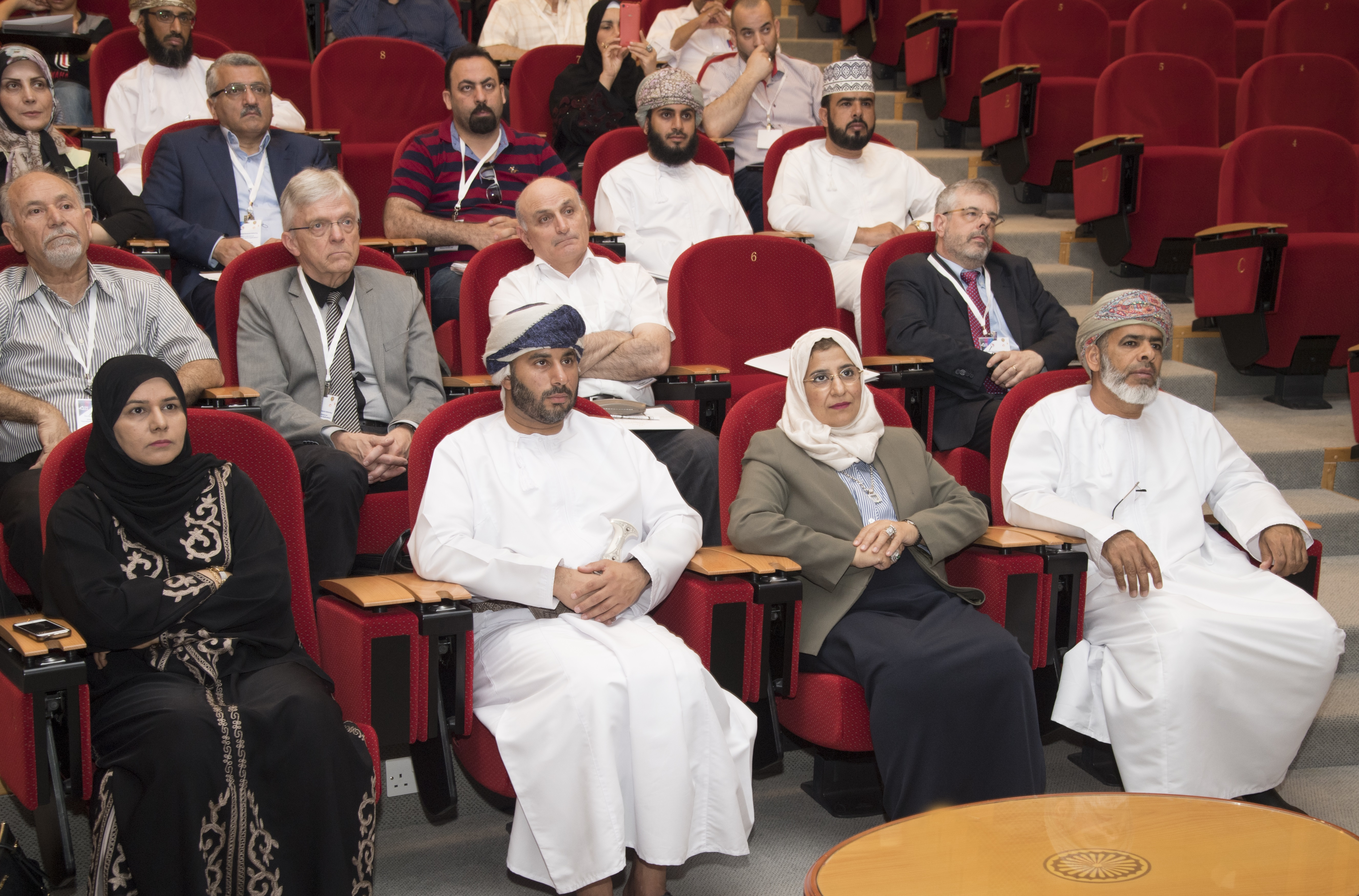 Conference on operations research begins at Sultan Qaboos University