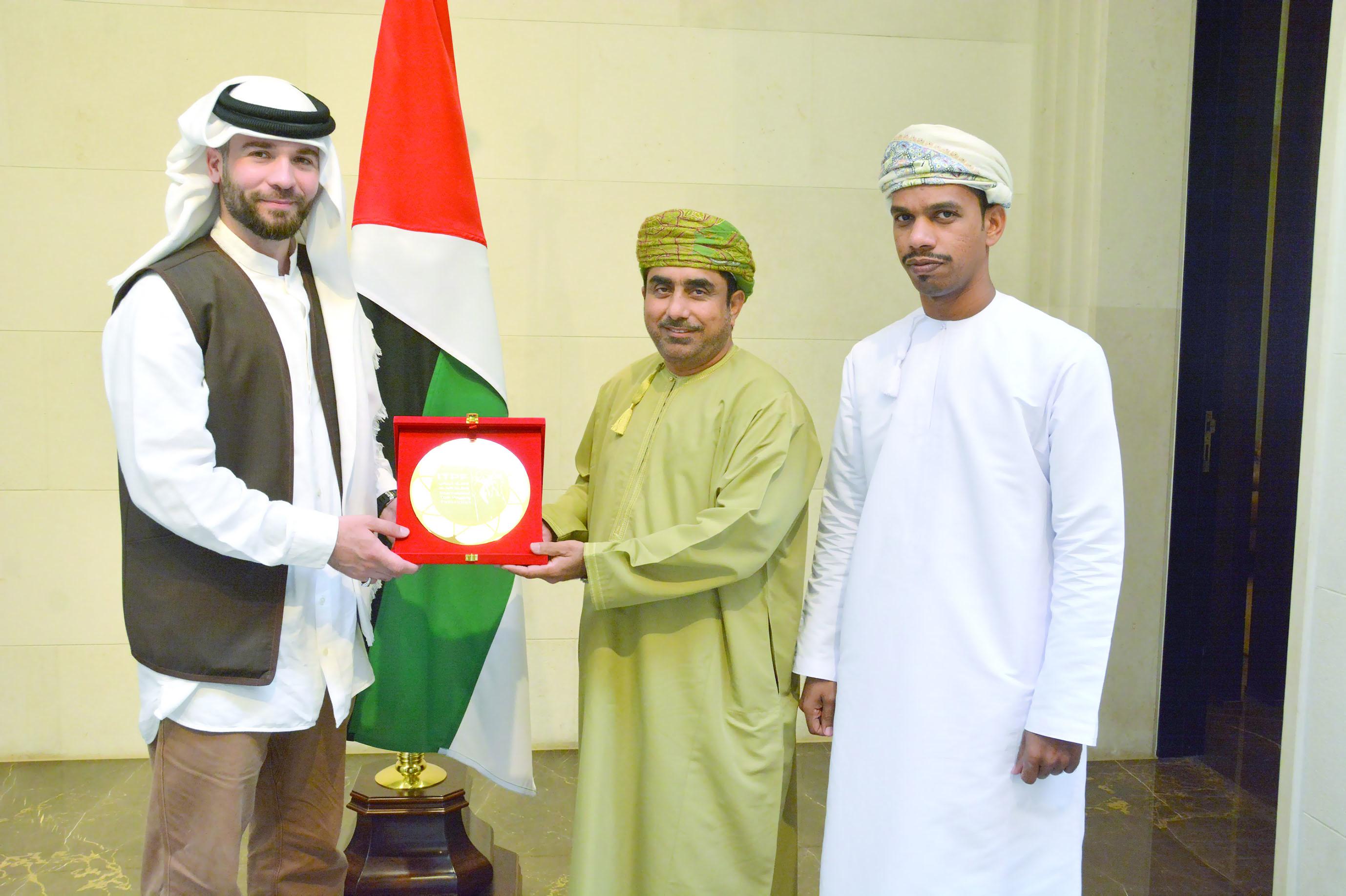 الاتحاد الدولي للأوتاد يناقش أوجه التعاون مع الأردن