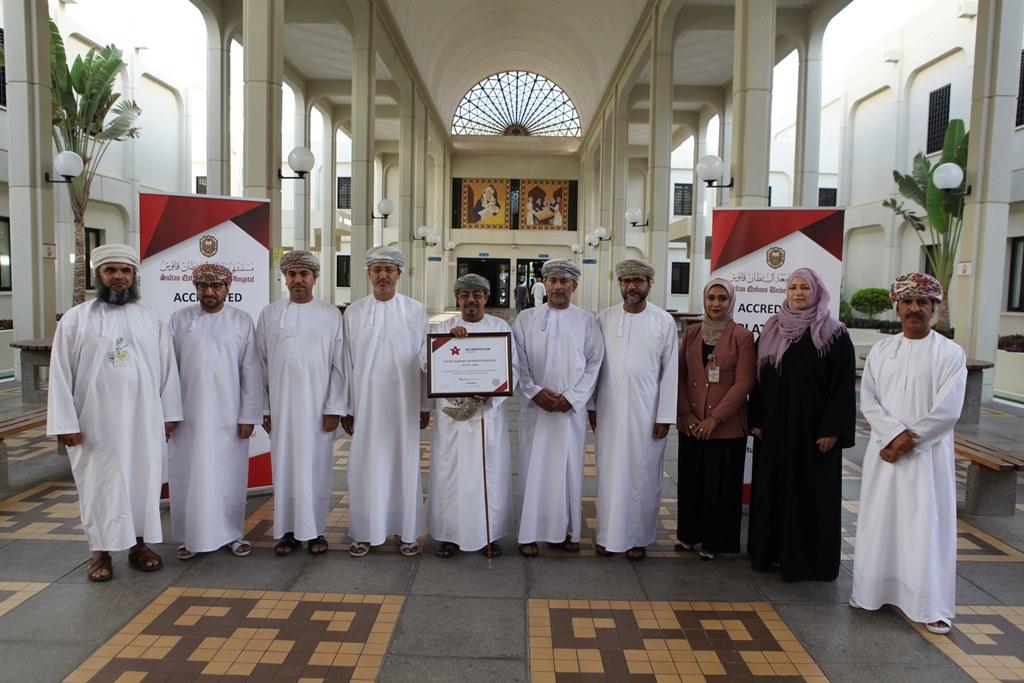 نجاح عالمي جديد يسجل لمستشفى جامعة السلطان قابوس