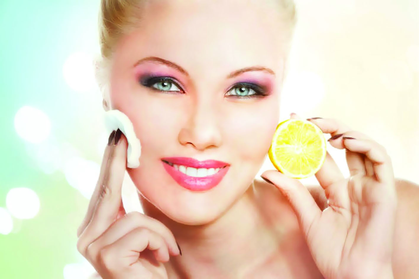 فوائد سحرية لعصير الليمون على بشرتك