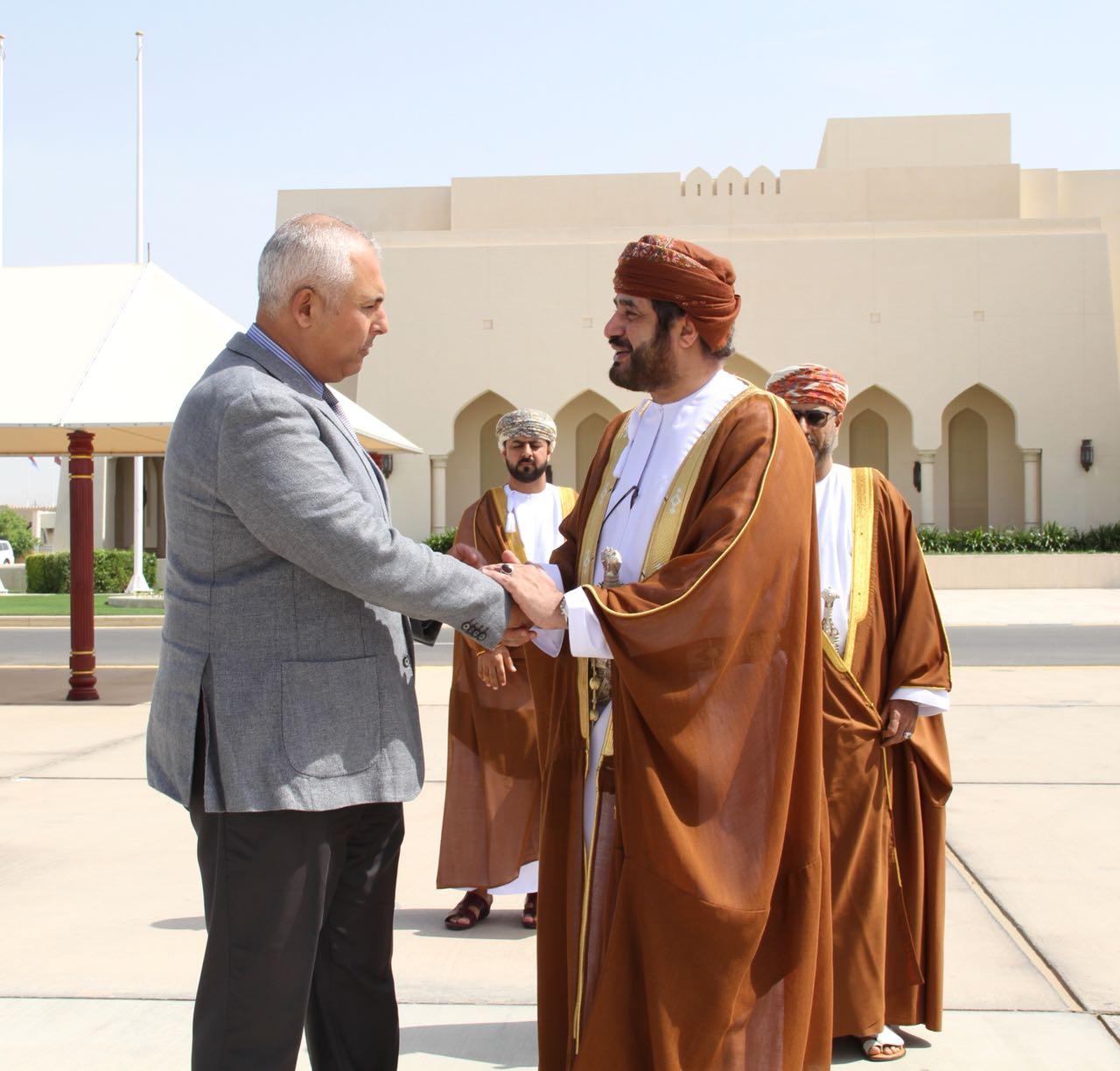 السلطنة تشارك في اجتماع المنظمة العربية للتنمية الإدارية