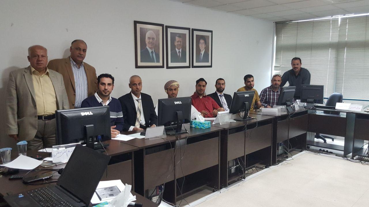 """جمعية الصحفيين تشارك في دورة تدريبية حول """"مقاربة الأخبار الاقتصادية ومعالجتها"""" في  الأردن"""