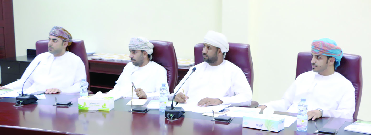 غرفة شمال الشرقية تناقش تطوير الخدمات وتقنية المعلومات