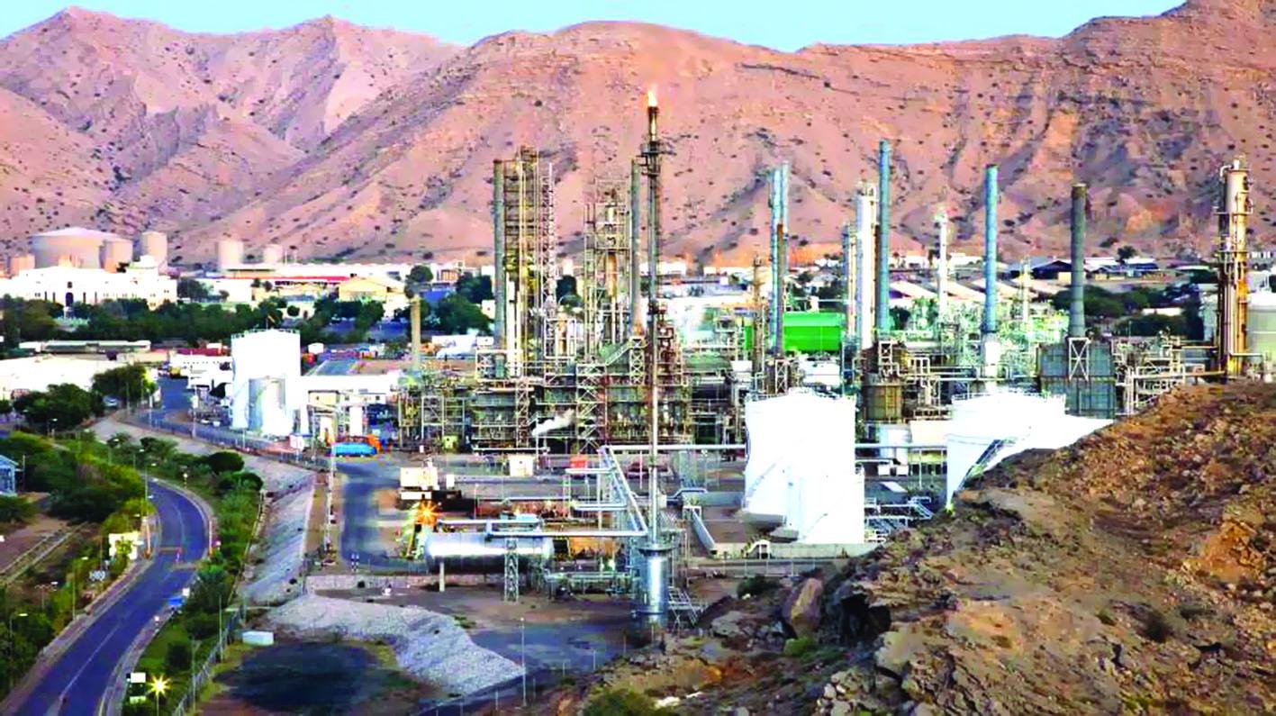 24.8%ارتفاع المتوسط السعري لنفط عُمان