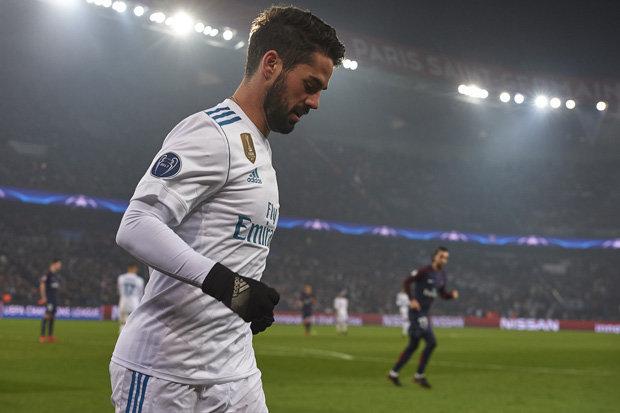 خبر صادم لجماهير ريال مدريد بسبب ايسكو