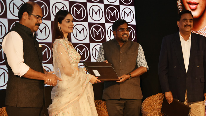 Malabar Gold & Diamonds signs Miss World Manushi Chhillar as brand ambassador