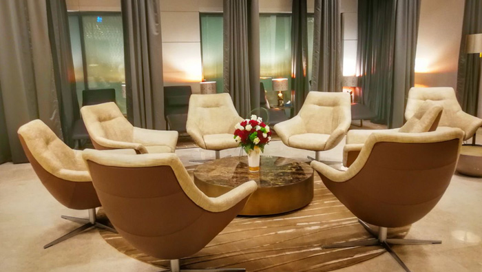 Oman Air unveils new lounge at Muscat Airport