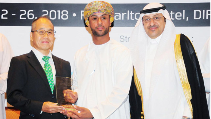 PACP wins prize at Middle East Smart Government and Smart Cities Excellence Awards