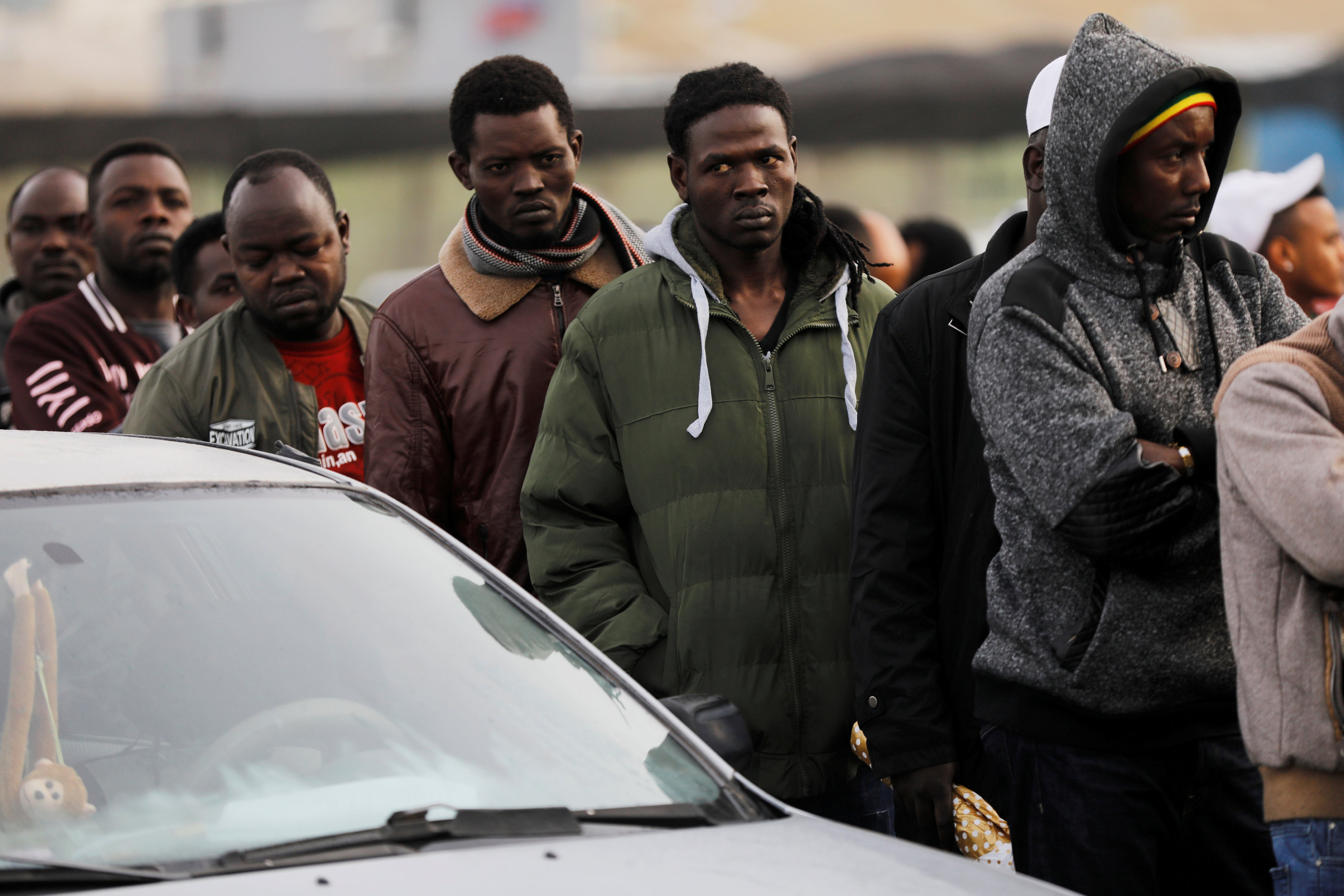 Israel scraps African migrant relocation deal with UN