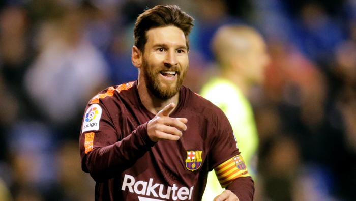 Barca should cherish special title: Messi