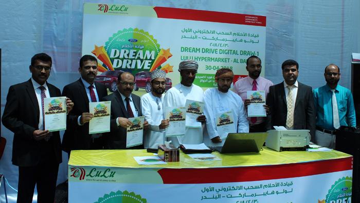 Lulu picks first set of Dream Drive 2018 winners