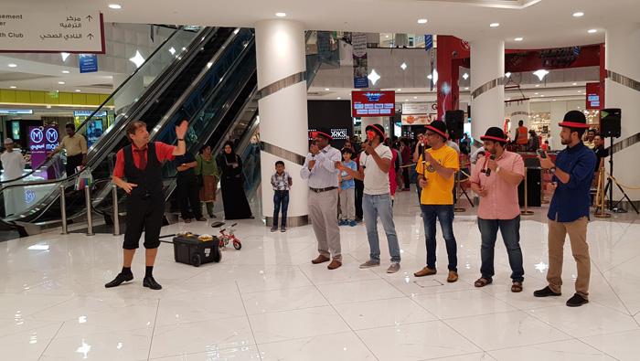Oman Avenues Mall announces 'Grand Celebrations' campaign