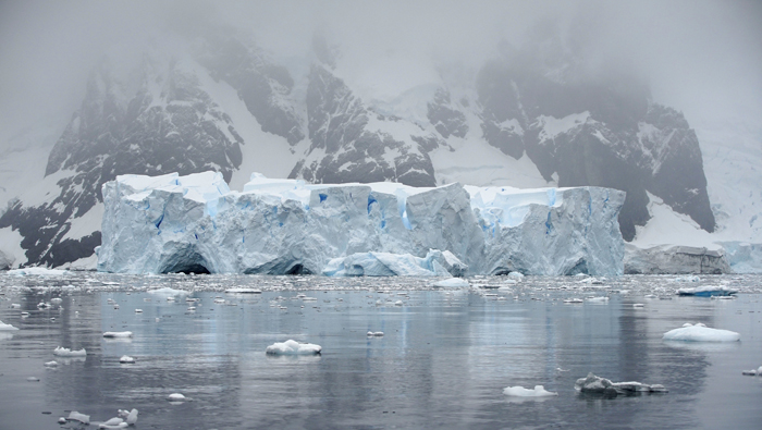 Icebergs could float to the rescue of Cape Town water crisis
