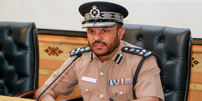 Accidents in Oman dropped by nearly 70 per cent in five years: ROP
