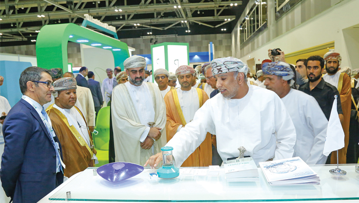 Focus on sustainability as Oman energy, water expo opens