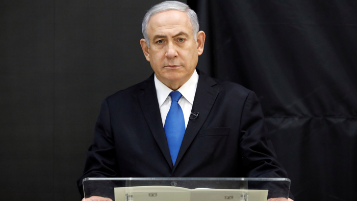 Iran lied about not pursuing nuclear weapons, says Netanyahu