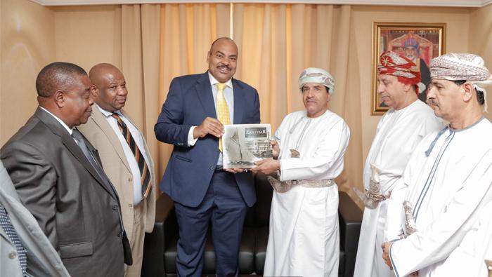 Oman, Zanzibar sign agreement in the field of archiving