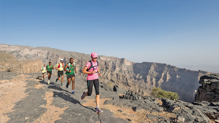 This prestigious global trail running event is coming to Oman