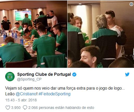 رونالدو يُغضب جماهير أتليتكو مدريد قبل الديربي