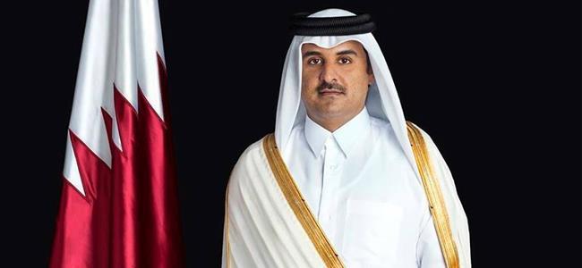 """صحيفة كويتية: أمير قطر يزور السعودية """" قريبا"""""""