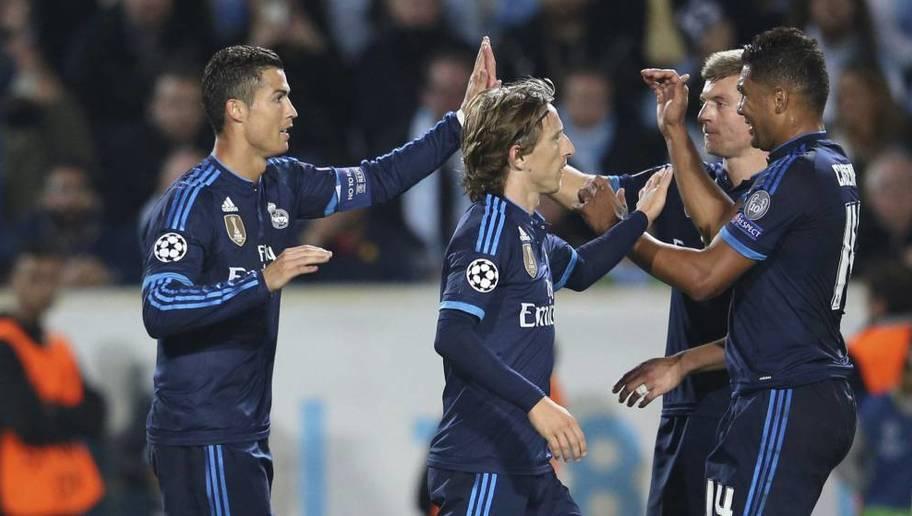 تعرف على تشكيلة ريال مدريد وأتلتيكو مدريد في ديربي العاصمة