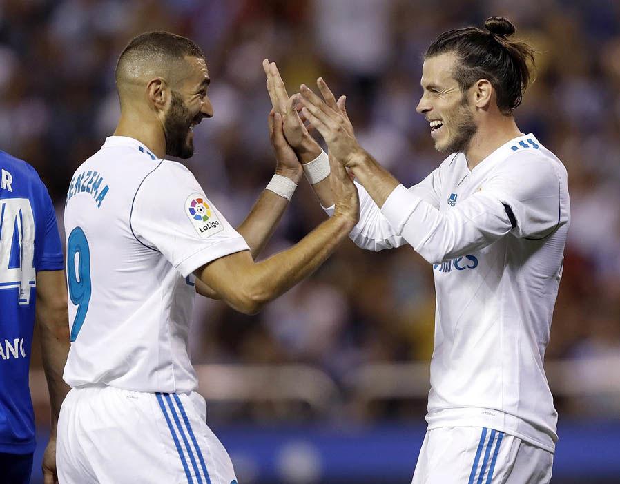 ريال مدريد يضحي بنجمي الفريق لحسم صفقة صلاح