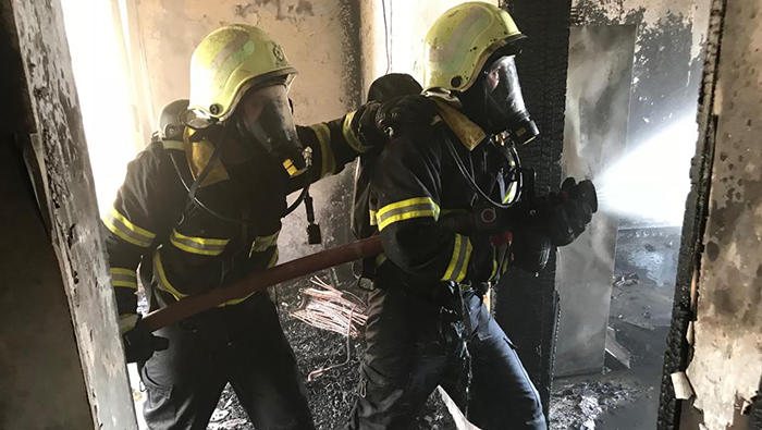 House fire reported in Oman
