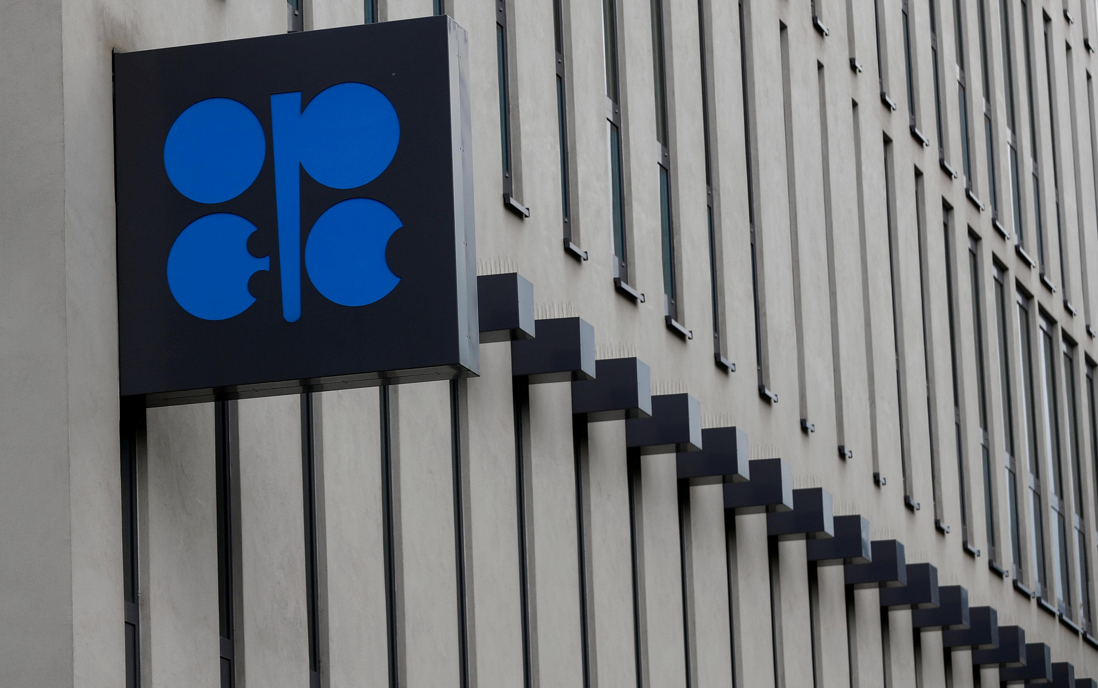 'Opec April oil output hits year low on Venezuela slide'