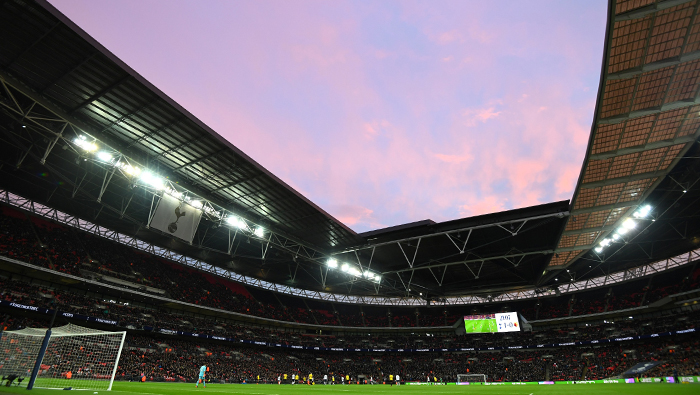 Football: Wembley would remain home of English football, says potential new owner Khan