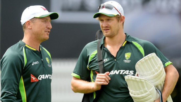 Cricket: Watson and Bailey to join captains in Australia review