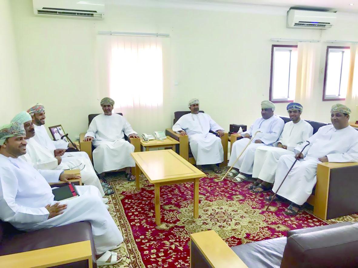 «الخابورة»يعقد اجتماعا لمناقشة مشروع النادي الاستثماري