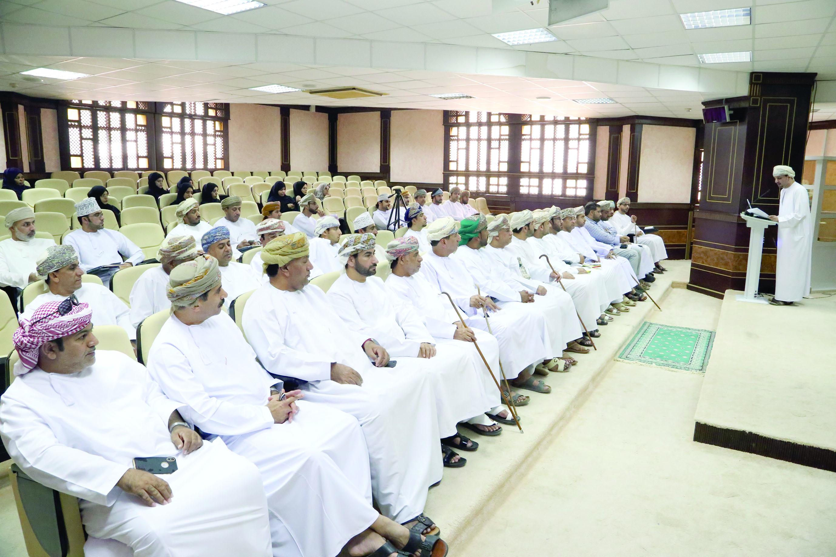بالتعاون مع «الغرفة»هيئة الدقم تواصل عقد سلسلة ندوات «الفرص الاستثمارية»