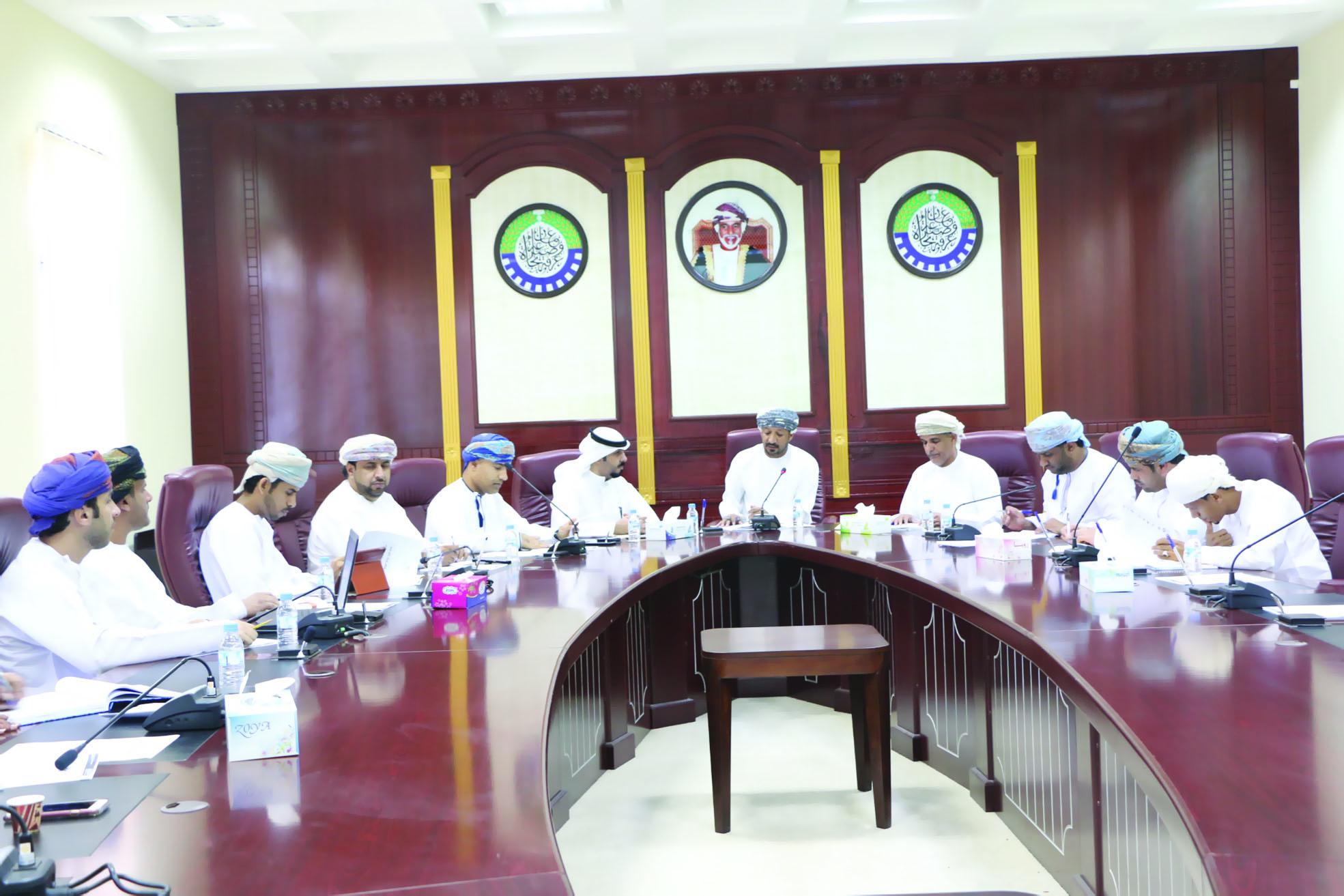 تنظيمية ملتقى شمال الشرقية تنظم اجتماعاً تحضيرياً